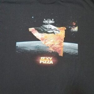 sexy pizza star wars t shirt