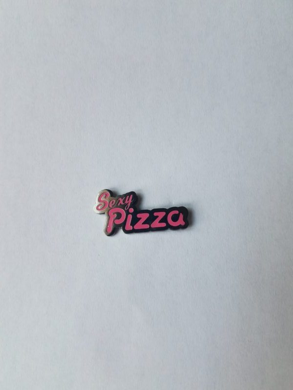sexy pizza pin