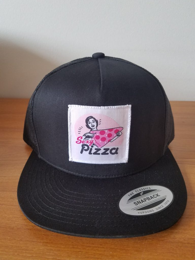 sexy pizza hat